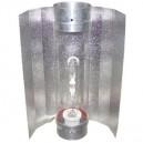 Cooltube Glass 125 + reflector stuko
